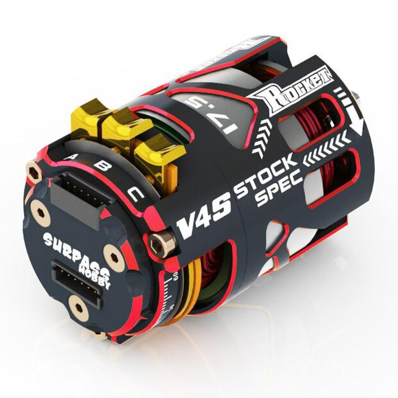 Surpass V4S Rocket Motor